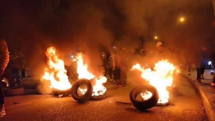 تظاهرات ليلية في ذي قار ومسؤول أمني عراقي يتوعد بإجراءات