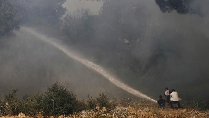 لبنان: مؤشرات خطرة لأسوأ موسم حرائق