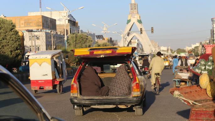نزوح عكسي... سكان كابول ينتقلون إلى الأقاليم
