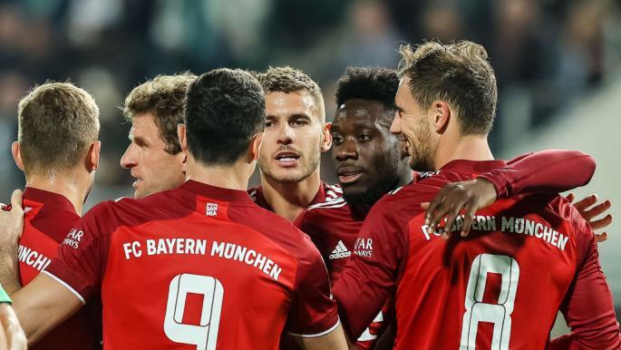 تصنيف يويفا للأندية الأوروبية... الزعيم ألماني وتراجع كبير لبرشلونة