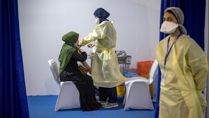 المغرب: توسيع حملة التلقيح لتشمل المهاجرين والأطفال ذوي الإعاقة