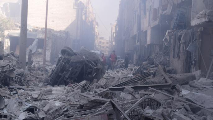 مطالب بمحاسبة المسؤولين عن مجزرة عفرين