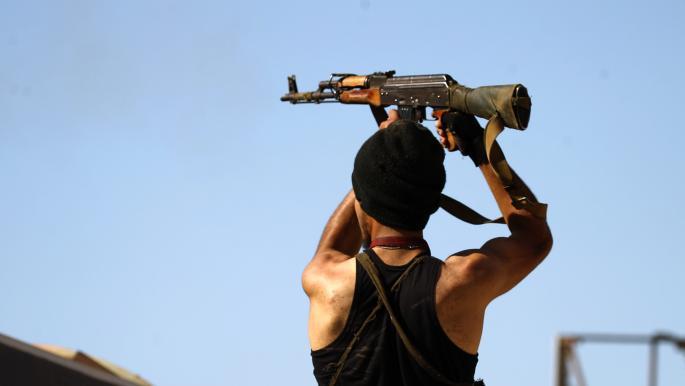 """""""اللجنة الرباعية بشأن ليبيا"""" تطالب بانسحاب جميع القوات الأجنبية"""