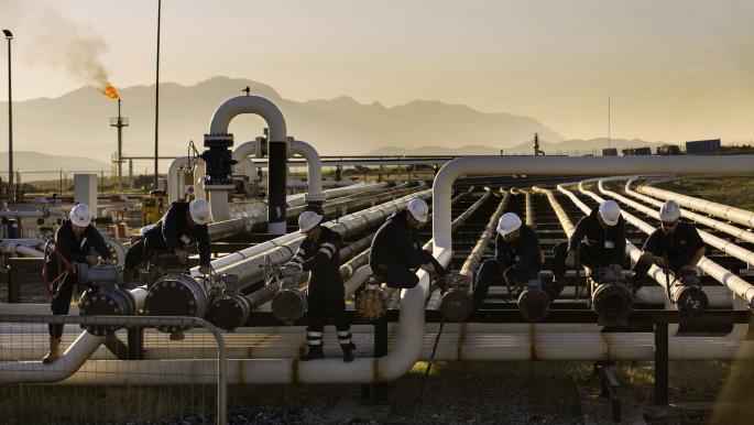 """أربيل تعلن توقف تصدير النفط عبر تركيا بعد هجوم لمسلحي """"الكردستاني"""""""