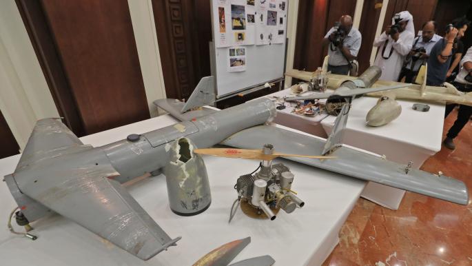 الحوثيون يهاجمون مواقع سعودية بـ3 طائرات مسيّرة والتحالف يعترضها