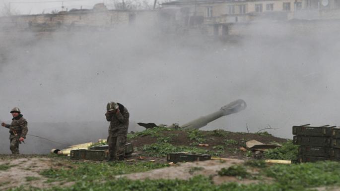 بدء هدنة إنسانية في كاراباخ برعاية أميركية وتبادل اتهامات بخرقها