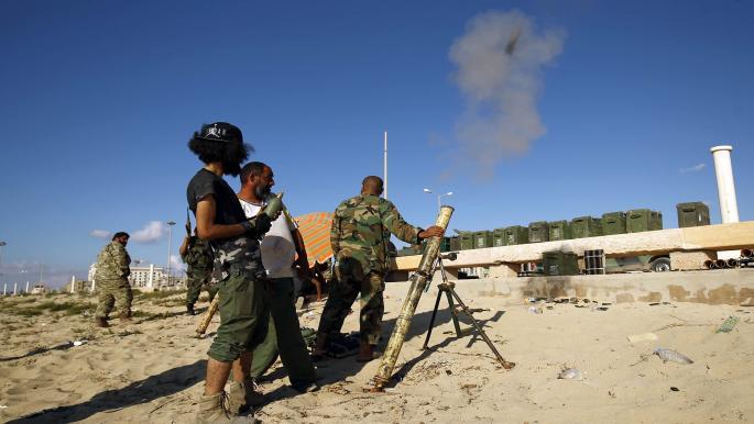 ليبيا: وصول طليعة وحدة مراقبين دوليين لوقف إطلاق النار