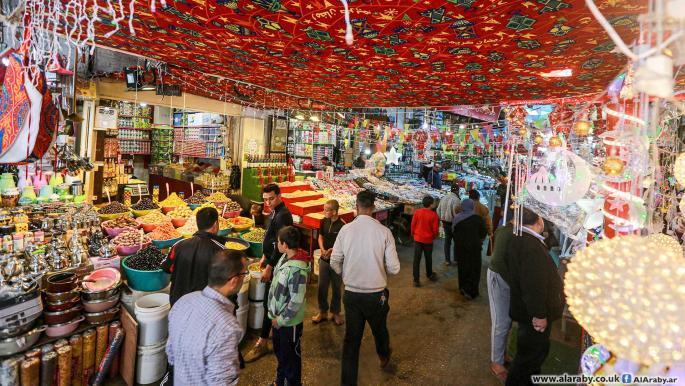 كورونا يحرم أسواق غزة من بهجة رمضان