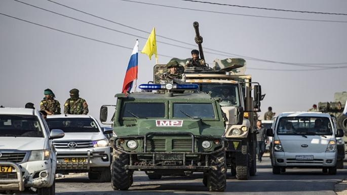مدنيون في ريف الحسكة يمنعون القوات الروسية من إنشاء نقطة عسكرية