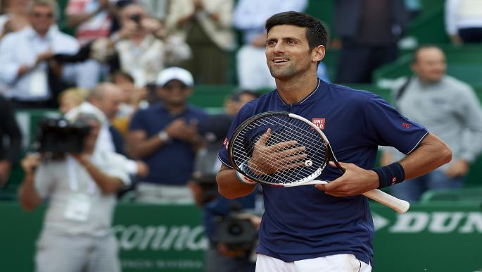 ديوكوفيتش وبارتي يحافظان على صدارة الترتيب العالمي لمحترفي التنس