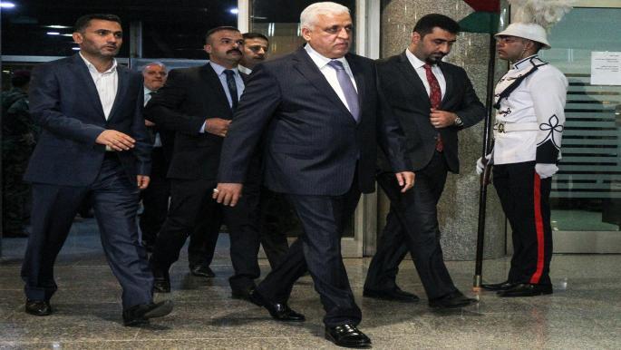 """زعيم """"الحشد الشعبي"""": جريمة صلاح الدين عملية قتل أبرياء خارج القانون"""
