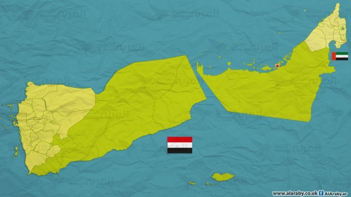 أثمان تقارب يمني إماراتي