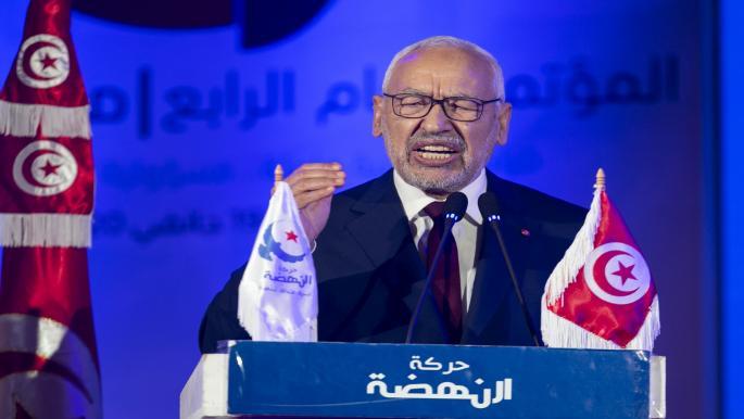 راشد الغنوشي: الانقلاب سيفشل في تونس.. وسنقاوم بالوسائل السلمية