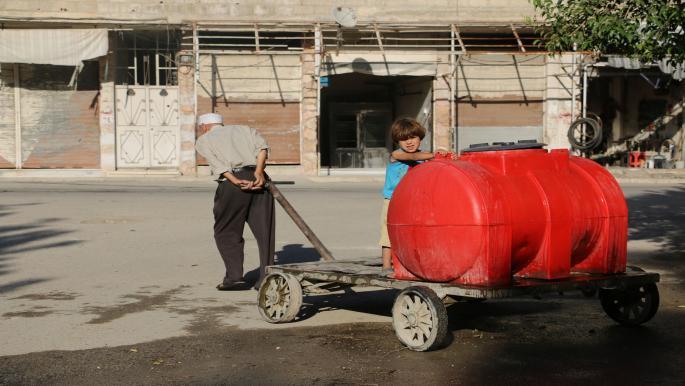 الماء في سورية للأذكياء فقط