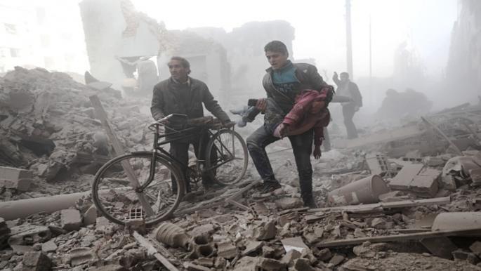 التدخل الروسي في سورية... 5 سنوات من القتل
