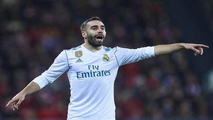 كارفخال يمدد عقده مع ريال مدريد حتى عام 2025