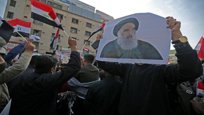 """صحيفة """"كيهان"""" الإيرانية تعتذر بعد انتقادها السيستاني"""