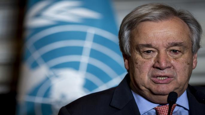 الأمم المتحدة:2021 يجب أن تكون سنة التحرك لمواجهة التغير المناخي
