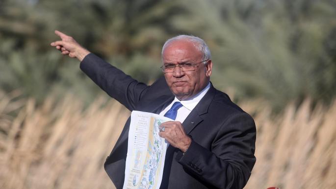 عريقات: أبو الغيط فقد مصداقيته وأمانته وعليه تقديم استقالته فوراً