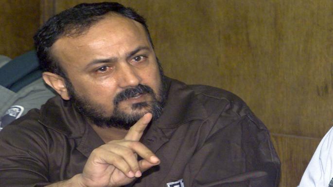 مروان البرغوثي ينوي الترشح لانتخابات الرئاسة الفلسطينية