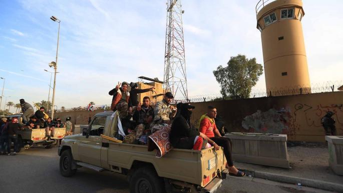 العراق .. تداعيات هجوم السفارة الأميركية
