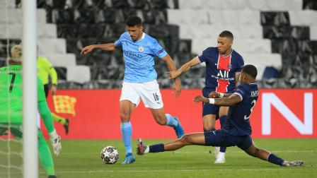 Paris Saint-Germain v Manchester City  - UEFA Champions League Semi