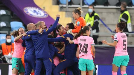 Chelsea FC v FC Barcelona - UEFA Women's Champions League Final 2021